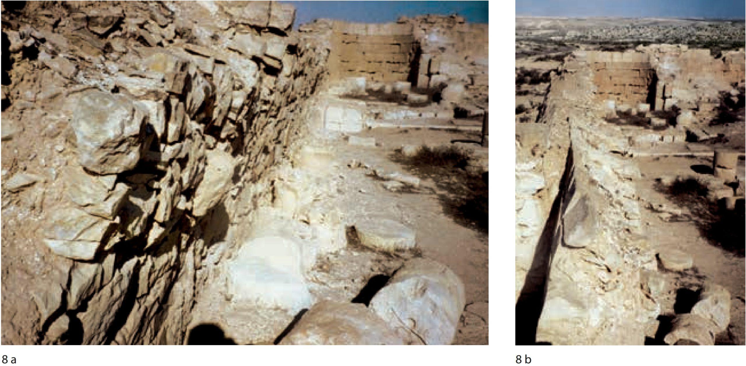 Tilted Walls at Rehobot ba Negev