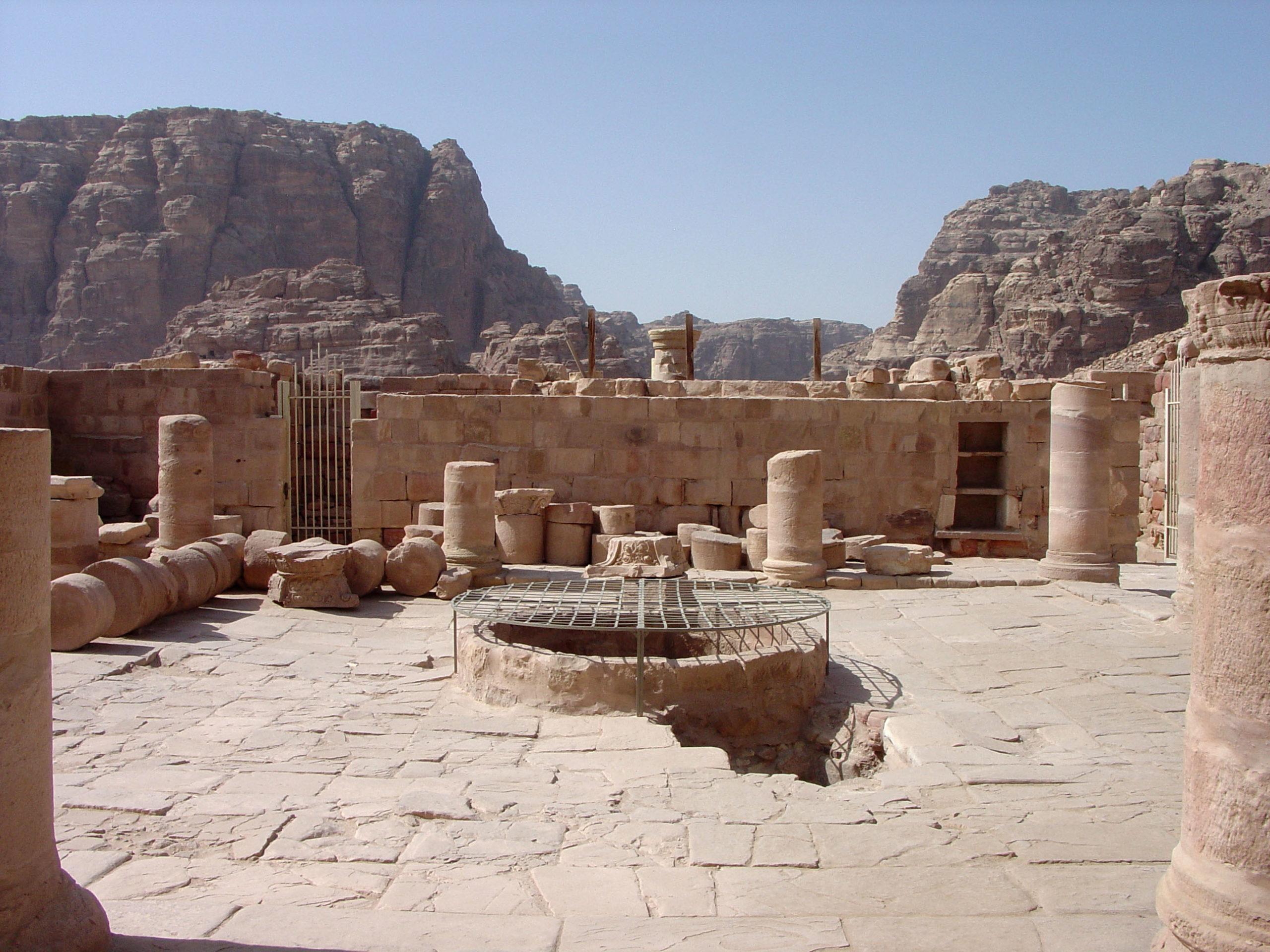 The Petra Church