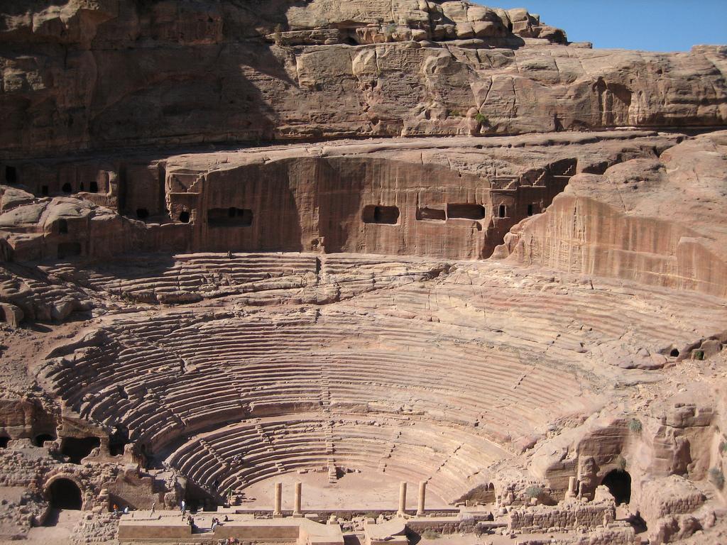 Petra Main Theater